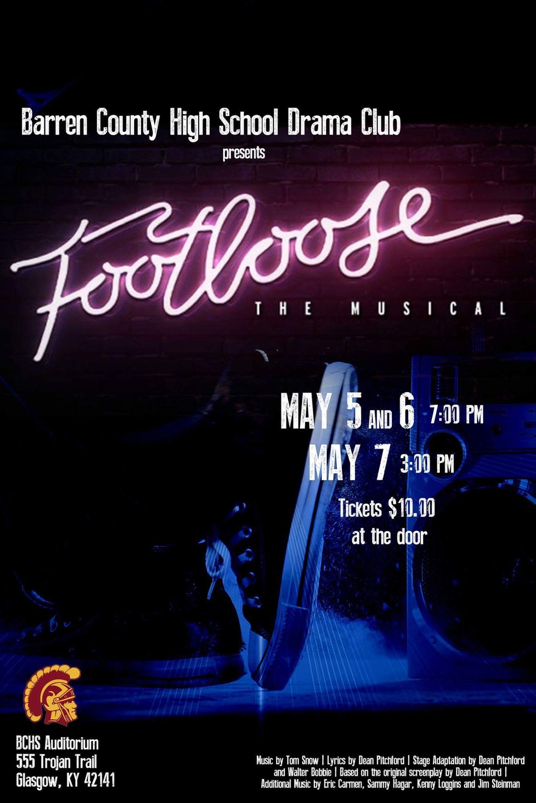 Footloose Flyer