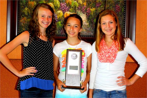 Temple Hill Beta Club Wins at National Beta Convention