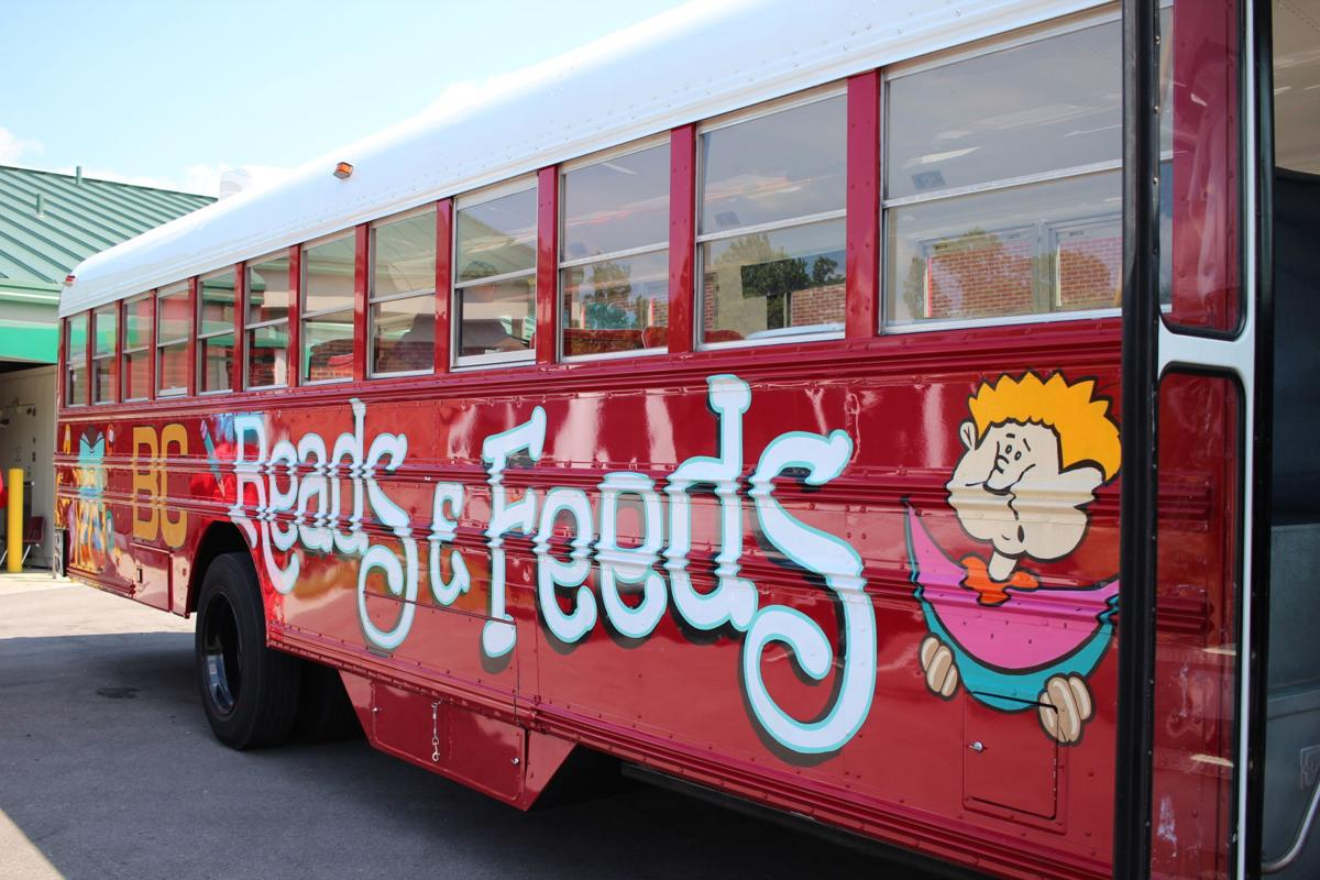 BC Reads and Feed Bus